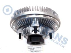 Зчеплення виско DAF CF65/LF 03р- Fi 163