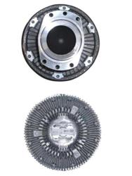 Сцепление виско DAF XF95 02r- Fi 720 Behr