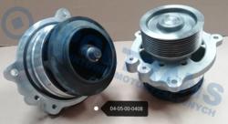 Насос води DAF XF105 06r-,двиг.MX3. с koł.рем.DOLZ