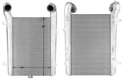 Радиатор воздушн.DAF XF95XF 97-06r Highway=
