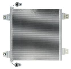 Радиатор кондиционер. DAF XF95/105 -05r- Highway