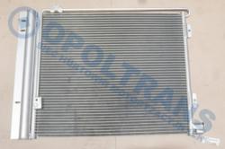 Радиатор кондиционер. DAF 95XF 97-02r