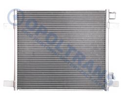 Радиатор кондиционер. DAF LF45/55 01-17r-