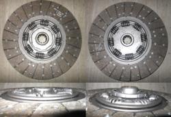 "Диск сцепл.Fi395 1.3/4""10z DAF CF 01-13r Sachs"