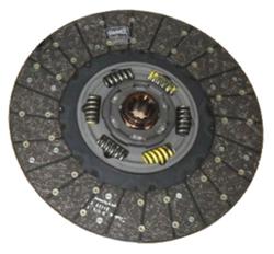 Диск сцепл.Fi395 DAF LF45,55 01r-,06r- взм.Sachs