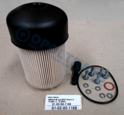 Вставка фильтр.топлив.RVI Master,MB Vito 10-16r- Mahle