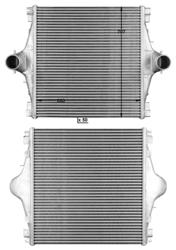Радиатор воздушн.IV.Eu-St/Te 94-02r