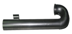 Труба випуск.DAF XF95,CF75/85 концовк.-13r Fi 127 Vanstar