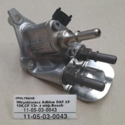 Форсунка AdBlue DAF XF106,CF 13r- с усил.Bosch