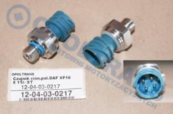 Датчик давлениятоплив.DAF XF105 11r- ST