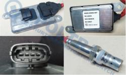 Датчик вик.азота(nox) DAF CF75/85,XF105 E5 ст. катег.Dinex