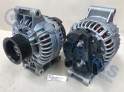 Генератор.DAF XF106,CF 13r- 120A новый Bosch
