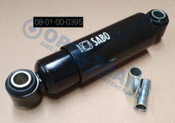 Амортизатор 32x47 Fi24/24 RVI,DAF,SAF,ROR Sabo