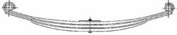 Рессора DAF 2x75/1000x900 /P/ Z/T 55 -00