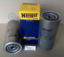 Фильтр топлив.DAF CF/LF 01-13r,IV.E-Car.-13r- Hengst