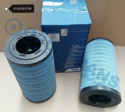 Вставка фильтр.воздушн.DAF XF105 11r-,XF106 OE