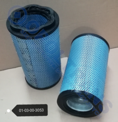 Wklad фильтр.воздушн.DAF XF MX11 17r- E6