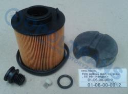 Фильтр AdBlue DAF XF105,MAN TGA-X,SC.R -16r- Hengst