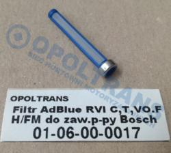 Фильтр AdBlue RVI T,DAF XF106 до кл.насос Bosch