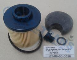 Фильтр AdBlue DAF XF105,MAN TGA-X,SC.R -16r- Bosch