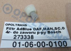 Фильтр AdBlue DAF,MAN,SC.04r- до кл.насос Bosch