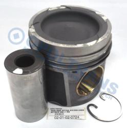 Поршень DAF XF105 MX300-340S 4V E4/5 06r-> KS