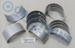Вкладыш. главн.DAF75 N00 двиг.RS 180-222 1sil.91-98r GL