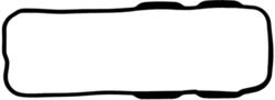 Прокладка Поддонмаслян.маслян.DAF XF105/CF85 LEMA