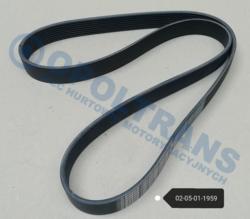 Ремень поликлиновой8PK1400 DAF LF,VO.FH16 -09r- Bosch