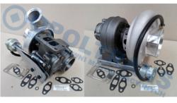 Турбокомпрессор DAF 6BT59 LF45/55,CF65 E5 Holset