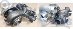 Турбокомпрессор DAF MX300/340 CF85,XF105 Mahle