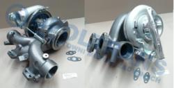 Турбокомпресор DAF MX375 CF85,XF105 PL