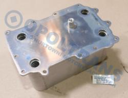 Радиатор масла DAF CF85,XF95/105/106 -12r- на OE
