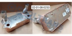Радиатор масла DAF,IV.MAN,MB 12AS2001 ZF OE
