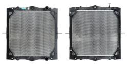 Радиатор води DAF LF45 130-170KM 01r-kpl