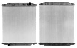Радиатор води DAF 85CF 98r- не к-кт. Highway=