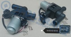 Клапан радиатор печки RVI AE 92r-/06r-